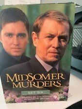 (DVD) Midsomer Murders - Set 6 / John Nettles / Daniel Casey / 5 Disc
