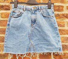 "🔥🔥 BDG URBAN OUTFITTERS Sexy Distressed Denim Mini Skirt S 28"" Waist"