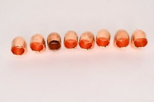 Set Of 8 Nibco Copper 1/2 Inch Elbows Fittings Home Improvement Plumbing Parts