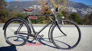 Adler Fahrrad Bike Stahlrad Steel Vintage Roadbike Rad Waffenrad Bicycle Road