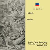 Jennifer Vyvyan; Anthony Lewis - Handel: Semele [CD]