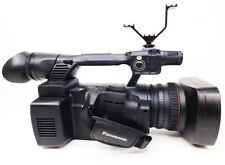 Panasonic Avccam Hd Professional Handheld Camcorder Ag-Ac160Ap with Accessories