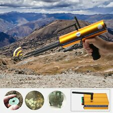 Handheld AKS Long Range Gold Metal Detector Gems Diamond Detector + Antenna