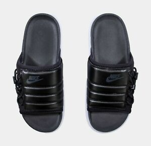 Nike Asuna NA Black Mens Sandals Slides CW9703-002