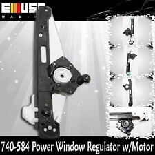 Rear Left Driver Power Window Regulator w/o Motor for 00-07 Ford Focus 740-584