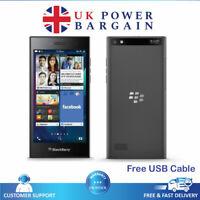 Blackberry Leap Unlocked 2GB 16GB 8MP Camera Smartphone - Black