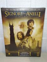 IL SIGNORE DEGLI ANELLI - LE DUE TORRI - ITA - ENG - 2 DVD