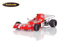 March 721X Cosworth V8 F1 STP March Racing GP Belgien 1972 Niki Lauda Spark 1:43