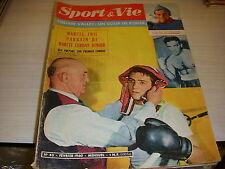 SPORT & VIE 45 02.1960 SKI SQUAW VALLEY DUVILLARD BOXE CERDAN FILS FOOT RENNES