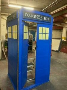 Tardis - Theatre Display Prop from Doctor Who - Police Box