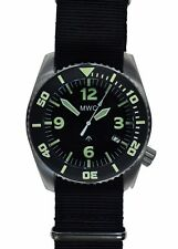 "MWC ""Depthmaster"" 100atm / 3,280ft / Water Resistant Military Divers Watch - Qtz"