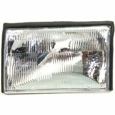 For Mustang 87-93, Driver Side Headlight, Clear Lens
