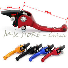 Alloy Fit ASV Short Brake Folding Lever Only Racing Motorcycle Pit Dirt Bike