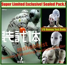 Perfect Box Sealed Sentinel 1/6 Synthetic Human Test Body 1000toys Toa Heavy ACG