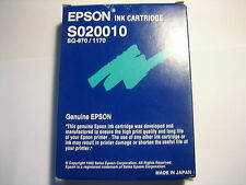 Tinta Epson Cartridge original s020010 for Epson sq-870 -1170 exp.12.2003 OVP