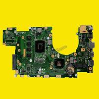 Per ASUS X502CA X402CA REV2.1 Motherboard W/ I3 CPU Schede madre Mainboard
