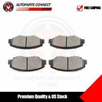 Front Premium Ceramic Disc Brake Pads For 2003-2007 Honda Accord L4 2.4L