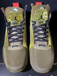 Air Jordan 34 Bayou Boys Zion Williamson Size 11 Brand New