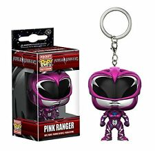 Pink Ranger Funko Pop Pocket Power Rangers Keychain