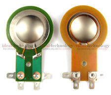 2PCS Replacement Mackie Diaphragm for THUMP TH15A&12A, DC10/1501  8OHM