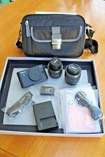 Nikon 1J1 Mirrorles Camera With 2 Lenses, Battery, Charger, Carrying Bag, USB,
