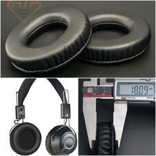Soft Leather Ear PadS Foam Cushion For Creative HS 1200 HS-1200 USB Headphone