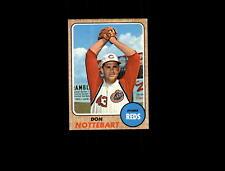 1968 Topps 171 Don Nottebart EX #D595283