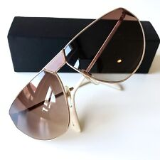 NOS vintage RODENSTOCK Supersonic 1723 GM sunglasses gold West Germany unisex