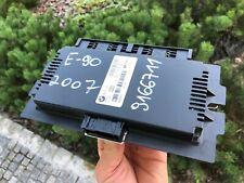 BMW E90 E91 325i 328i 330i Footwell Light Lamp Control Module 9166711