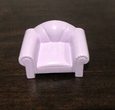 Vtg G1 My Little Pony Paradise Estate Living Room Chair Replacement Furniture
