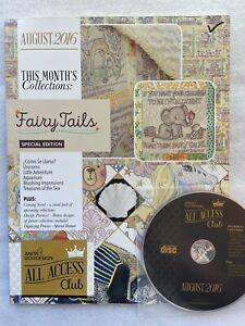 Anita Goodesign All Access CD & Book August 2016