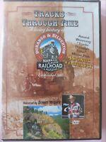 Tracks Through Time - Durango & Silverton [ DVD ] BRAND NEW & SEALED, Free Post