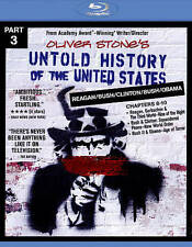 Oliver Stone's Untold History of the United States: Part 3 (Blu-ray, 2014)