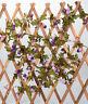 Vintage Shabby Chic Pink Rose Garland Style 7ft Wedding String Bedroom Flower