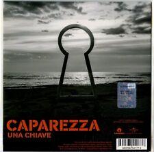 """CAPAREZZA TI FA STARE BENE/UNA CHIAVE VINILE 7""""TRASPARENTE RECORD STORE DAY 2018"""