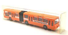 Wiking 705/3   Mercedes-Benz O 305 G - Schub-Gelenkbus /  Eberspächter