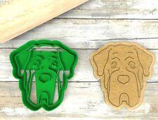 Mastino inglese - English Mastiff formine per biscotti cookie cutters tagliap...