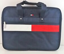 Tommy Hilfiger Navy Blue Red White Duffel Bag Carry On NIB/ Travel Case