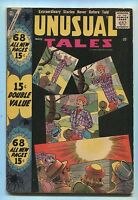 Unusual Tales #11 VG Steve Ditko Extraodinary Stories Never Before Told CDC SA