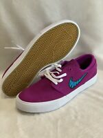 Nike SB Zoom Stefan Janoski RM Vivid Purple AQ7475-500 White Grateful Dead 9