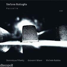STEFANO BATTAGLIA - Raccolto - 2 CD 2005 SIGILLATO SEALED