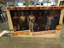 "Spice Girls ""Spice World Superstar Collection  NIB 1998 5 Doll Set !"