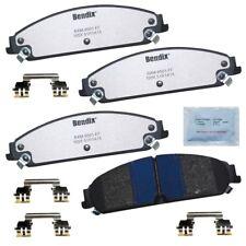 Disc Brake Pad Set-Police Low-Metallic SDR Disc Brake Pad Front Bendix PBD1058