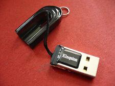 32GB Class 10 MicroSDHC / TF Flash Memory Card  32G + kingston usb read Black