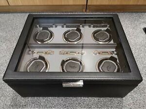 Wolf Viceroy 6 Watch Winder - Brand New & Unused in Box - RRP £2395