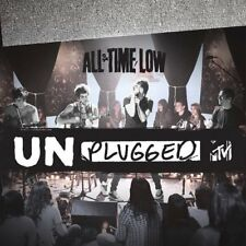 ALL TIME LOW Unplugged (2010) 6-track CD album NEW/SEALED MTV