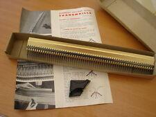 TRANSMAILLE  pour  machine à tricoter  SINGER / PHILDAR / SUPERBA ( jauge 5)