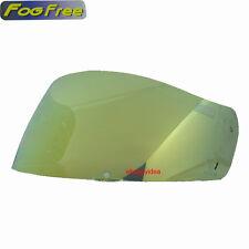 ICON HELMET Proshield IC-02 FOG-FREE Shield/Visor Gold For AIRFRAME,ALLIANCE