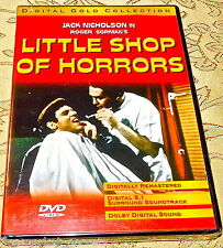 Little Shop of Horrors Digital Gold Collection Jack Nicholson DVD SEALED NEW OOP