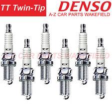 B1760k20tt pour VW GOLF 2.8 VR6 2.9 Denso Tt twin tip bougies x 6